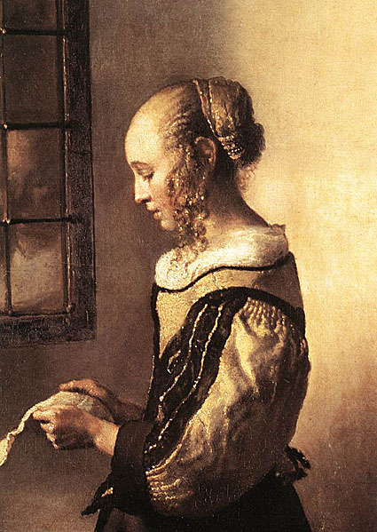 Girl_Reading_a_Letter_at_an_Open_Window_detail_1657