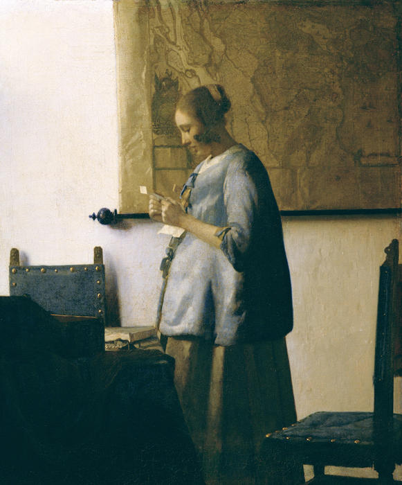woman-reading-a-letter-jan-vermeer
