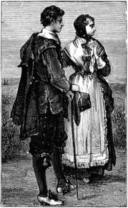 casal puritano