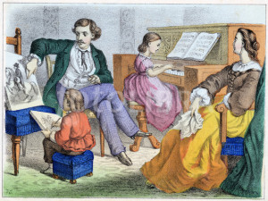 Victorian Parents Educating Children