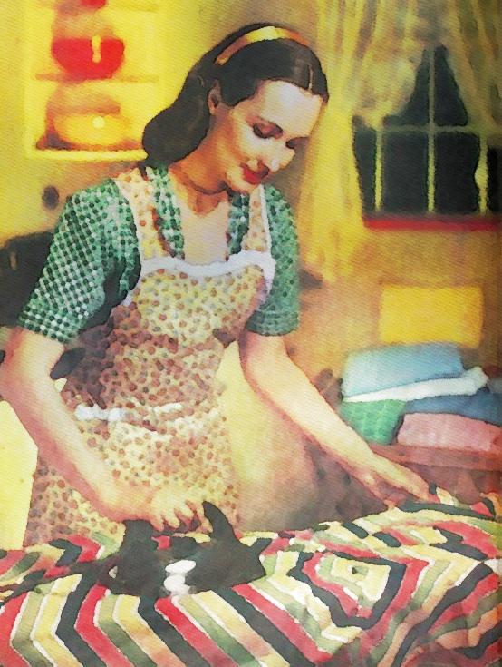 """""""O Dilema de uma Dona de Casa – Parte 1"""" por Nicole Whitacre"""