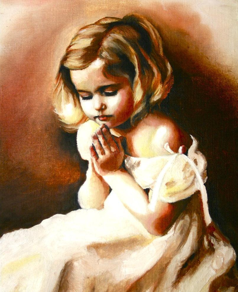 """[Cantinho da Criança]  """"Deus, um Refúgio"""" por Diana Kleyn"""