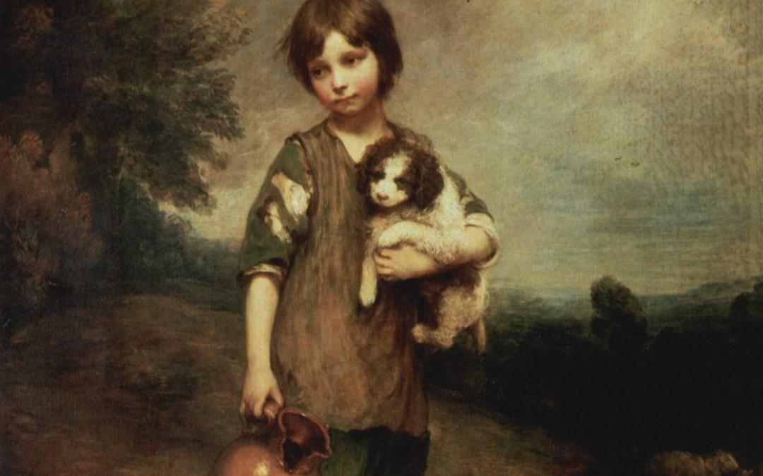 """""""Pobreza e amor a Deus"""" e """"A Oferta da Viúva"""" por Diana Kleyn"""