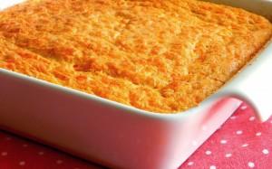 soufle de cenoura