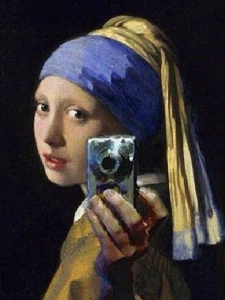 """Porque Garotas Cristãs Postam Selfies Sedutoras"" por Kristen Clark"