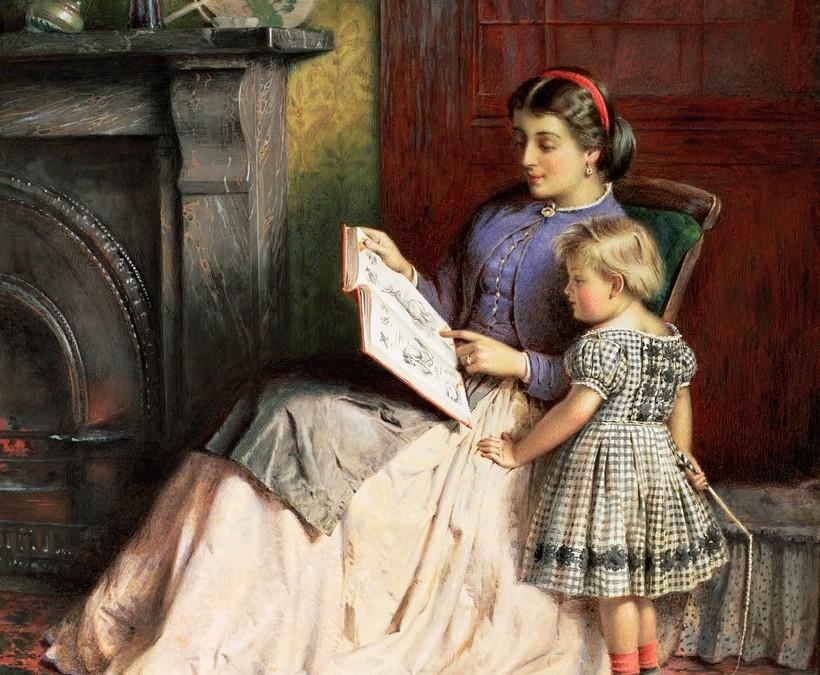 """""""Conselho Aos Pais Para Pastorear Seus Filhos"""" por Richard Baxter"""
