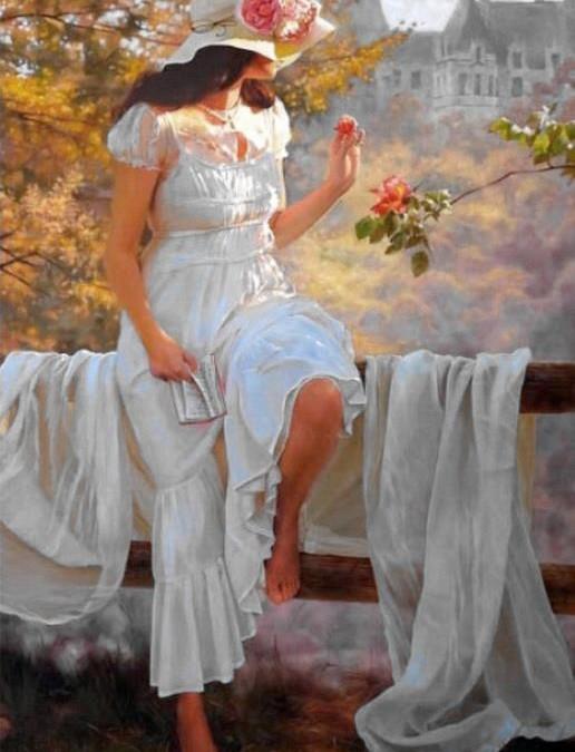 """""""O Que Uma Mulher Cristã Sabe Sobre Beleza """" por Rebecca VanDoodewaard"""