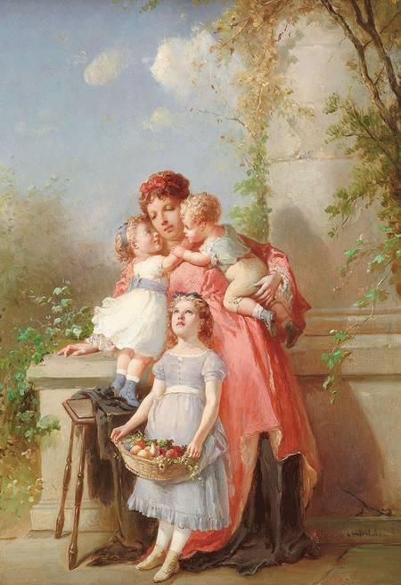 """""""A Alegria de Uma Mãe"""" por Rebecca VanDoodewaard"""