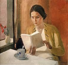 mulher lendo sabedoria
