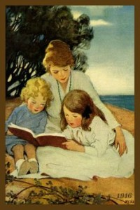 reading mom 2