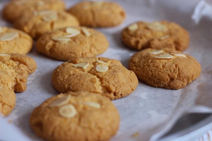 [Mulheres Prendadas] Cookies sem glúten e sem lactose