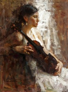 girl-with-her-violin