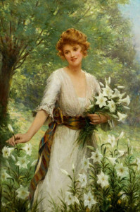 picking-wild-flowers-sydney-percy-kendrick