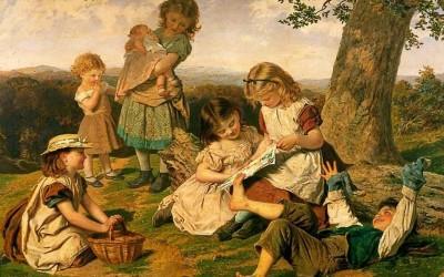 """[Cantinho da Criança] """"Vivendo por Jesus"""" por Diana Kleyn"""
