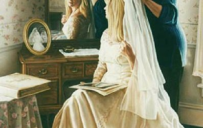 """""""Sobre Casamentos e a Glória Eterna"""" por Rebecca VanDoodewaard"""
