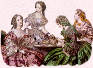 victorian-women