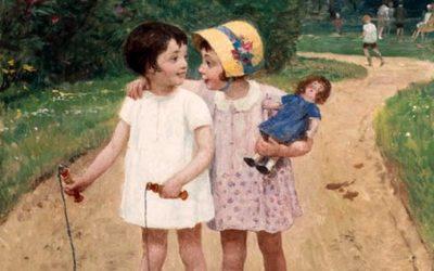 """[Cantinho da Criança] """"Ouvidos Abertos"""" por Mary Beeke"""