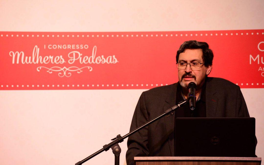 """[I Congresso MP] Palestra: """"O Que Estão Ensinando aos Nossos Filhos?"""" por Pb. Solano Portela"""