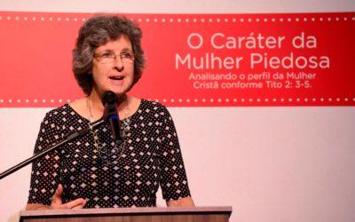 """[I Congresso MP] Palestra: """"Mestras do Bem"""" – Tito 2:3 por Mary Beeke"""
