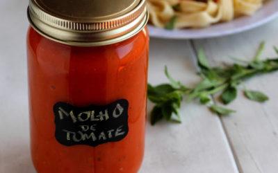 [Mulheres Prendadas] Molho de tomates assados