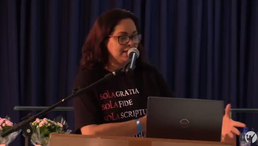 """[Fica a Dica] """"A Esposa de Lutero e a Feminilidade Bíblica"""" por Valdecélia Martins"""