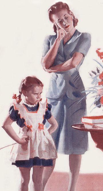 """""""Disciplina Bíblica- Parte 7: Irritada com seus filhos?"""" –  por Simone Quaresma"""