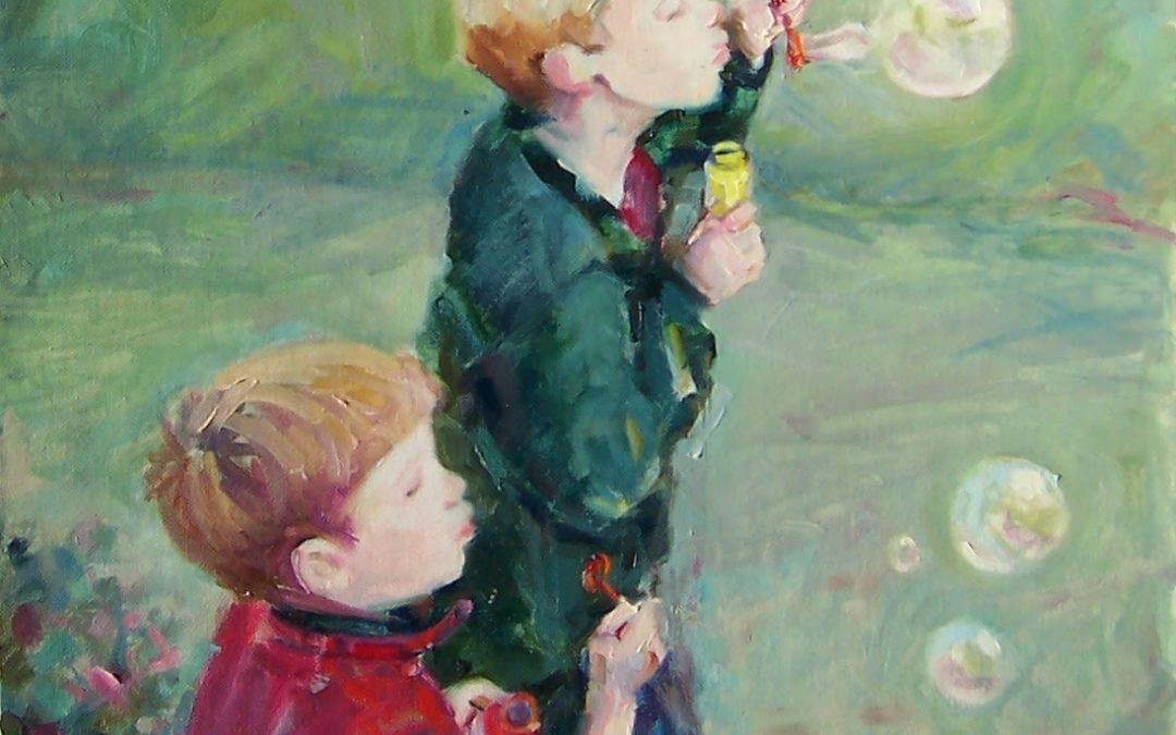 """[Cantinho da Criança] """"Jesus, A infância Dele e a Sua"""" por Rev. Terreth Klaver"""
