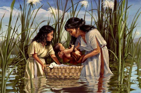 """[Cantinho da Criança] """"Moisés — Escolhendo entre o Prazer e a Dor"""" por Rev.  David Kranendonk"""