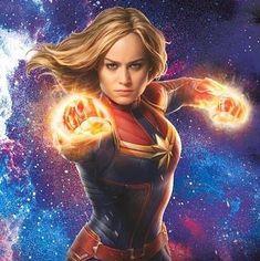 """""""EIS A SUA RAINHA: O Verdadeiro Conflito em Capitã Marvel"""" por  Greg Morse"""