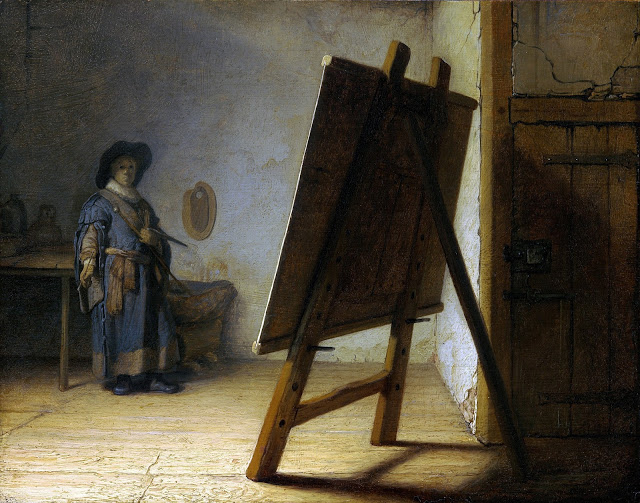 """[Cantinho da Criança] """"Apenas uma Pintura"""" Por Elina VanderZwaag"""