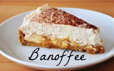 "[Mulheres Prendadas] ""Torta Banoffee"""