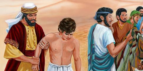 """[Cantinho da Criança] """"José – Deus fez isso para o bem"""" Por Rev. David Kranendonk"""