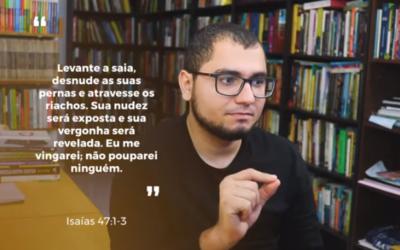 """[FICA A DICA] """"É Pecado usar biquíni e roupas curtas?"""" por Yago Martins"""