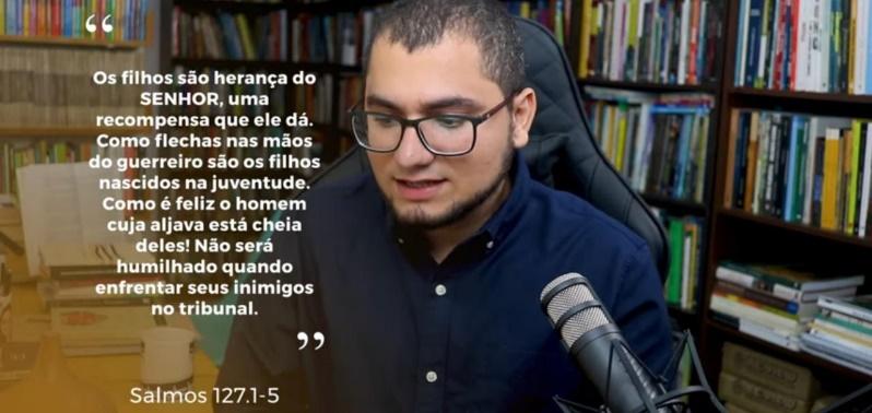 """[FICA A DICA] """"É Pecado não querer ter filhos?"""" por Yago Martins"""