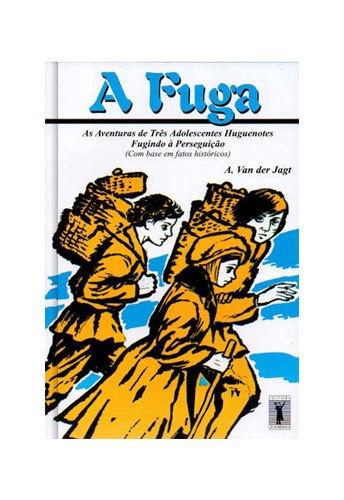 """[Fica a Dica Kids]  """"A Fuga"""" Por Rebeca da Costa Noronha"""