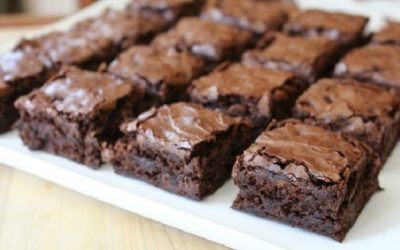 "[Mulheres Prendadas] ""Brownie fácil e delicioso"""