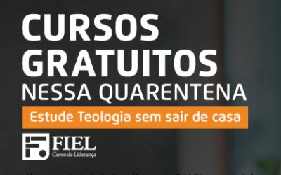 """FICA A DICA – """"Cursos online CFL gratuitos"""" Editora Fiel"""