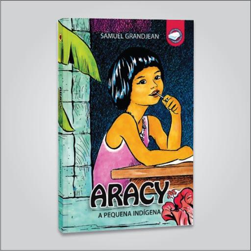 """[Fica a Dica Kids] """"Resenha do livro Aracy, A pequena indígena"""" Por Catarina Bragança Xavier"""