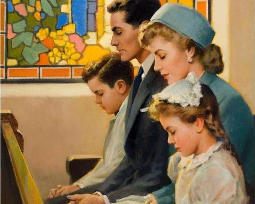 """""""Como a família do pastor deve se comportar no culto?"""" por Natalie Campos"""