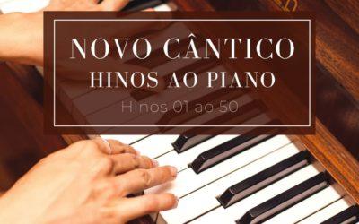 [Fica a Dica] Playback no Piano dos Hinários Cristãos