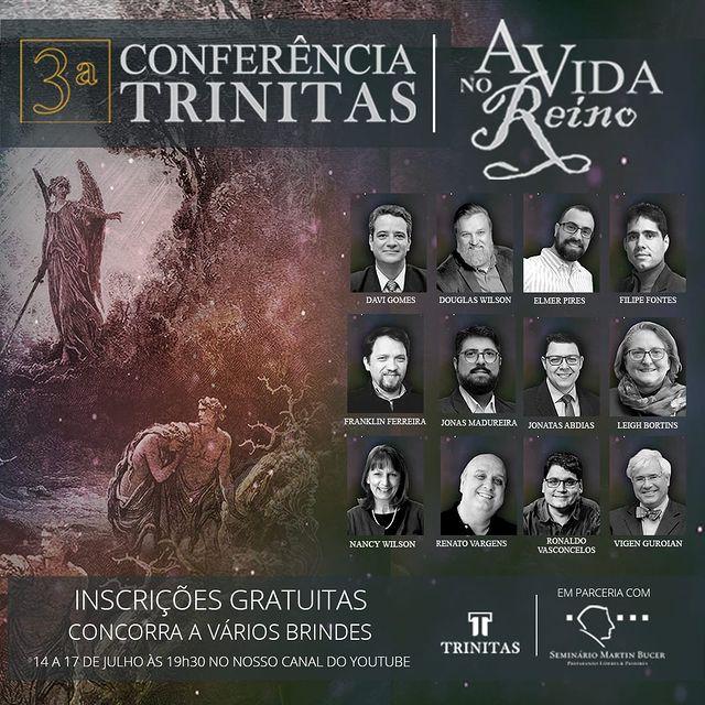 [Fica a Dica] A Vida no Reino – Congresso Trinitas.